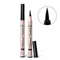 1x Black Eyeliner Waterproof Liquid Eye Liner Pencil Pen Make Up Comestic