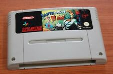 JEU super nintendo Earth Worm Jim EUR  SNES