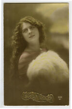 ophelia 1900 G Packers Tar Soap Woman Long Hair Beautiful Print Ad