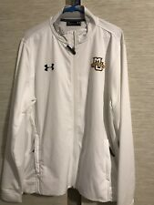 Marquette Golden Eagles Under Armour Full Zip Cold Gear Windbreaker Jacket-L-NWT