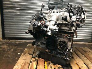 VW GOLF PASSAT B6 B7 CC 2.0 TDI CBAB ENGINE WITH INJECTORS & PUMP WARRANTY