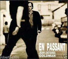 CD audio.../...JEAN JACQUES GOLDMAN.../...EN PASSANT.../...