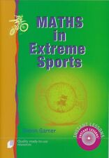 Instant Lessons - Maths in Extreme Sports by Simon Garner - NEW