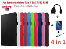 For Samsung Galaxy Tab A 10.1 A6 2016 SM-T580 T580NTPU Leather stand cover case