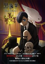 POSTER KUROSHITSUJI CIEL SEBASTIAN BLACK BUTLER MANGA ANIME BOOK OF MURDER #15