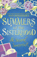 Summers of the Sisterhood: The Second Summer, Ann Brashares | Paperback Book | A