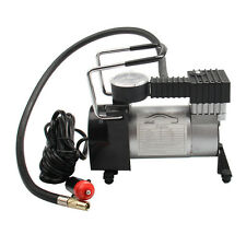 Heavy Duty Portable Car Tyre Auto Tire Inflator Pump Air Compressor 12V 150PSI