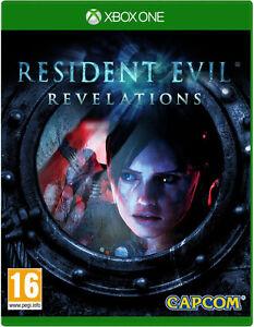 Resident Evil Revelations | Xbox One New