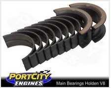Main Bearing set for Holden V8 253 308 355 Red Blue Black Engines 5M2357