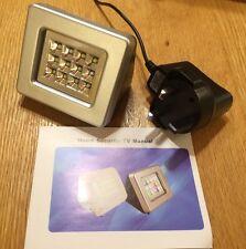 Home Security TV/ Fake TV simulator,BURGLAR DETERRENT(42''TV illumination, NEW)