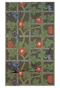 Kunstpostkarte - William Morris: Trellis