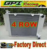 3core Mazda RX2 RX3 RX4 RX5 RX7 Aluminum Radiator with Heater pipe MT