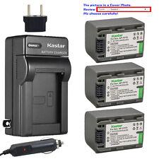 Kastar Battery Travel Charger for Sony NP-FP70 NP-FP71 Sony DCR-SR50 DCR-SR60
