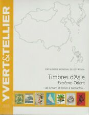 Catalogue Chine et timbre d'Asie Yvert & Tellier neuf