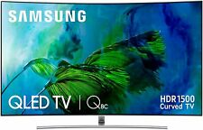 "Samsung QE75Q8CAMT 75"" 4K Ultra HD Smart TV Wifi Argent écran LED -écrans LED"