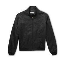Saint Laurent Bebé Estampado de Gato Bomber Jacket, Talla 48-Hedi Slimane-BNWT £ 975,