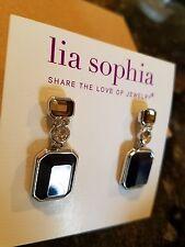 Club Earrings Lia Sophia Drama