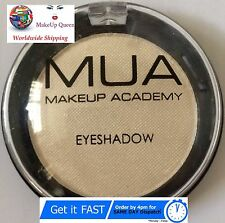 MUA Makeup Academy Champagne Eyeshadow Mono Pearl Shimmer Eye Shadow
