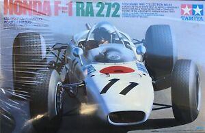 TAMIYA HONDA RA 272 MEXICAN GP WINNER - SEALED WITH FULL ENGINE & CHASSIS DETAIL