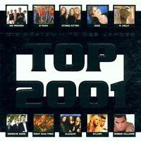 Top 2001-Die besten Hits des Jahres No Angels, Atomic Kitten, O-Town, B.. [2 CD]