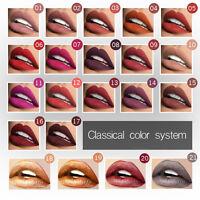 PUDAIER Makeup Waterproof Matte Velvet Liquid Lipstick Long Lasting Lip Gloss ^^