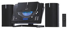 Supersonic SC3399M Micro System CD/MP3 Player with AM/FM Radio