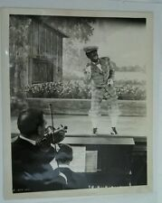 LARRY PARKS as AL JOLSON (More than likely not AL), ~ 8 x 10
