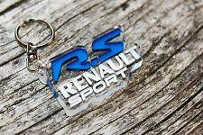 Renault RS keychain for clio megane sport automotive accessory