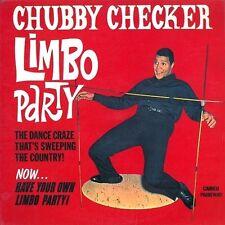 CHUBBY CHECKER Limbo Party Vinyl Record LP Cameo Parkway P.7020 1962 1st Press