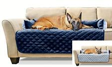 Pet Protector Furniture Slip Covers Reversible Water Resistant Luxurious Fabric