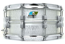 Ludwig Acrolite Snare Drum 14x6.5 Hammered - Video Demo