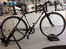 Bianchi San Jose,single Speed,Touring Bike,Black ;NEW Old Stock;49cm;Disk Compat