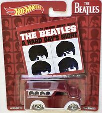 HOT WHEELS  POP CULTURE 2017 THE BEATLES DAIRY DELIVERY