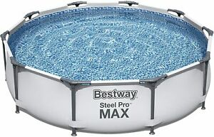 Bestway Steel Pro Frame Pool rund 305x76cm Stahlrahmenpool 56406