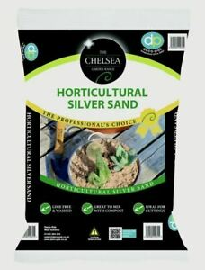 Horticultural Silver Sand, Handy Pack, By Deco-pak