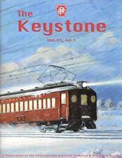 Keystone PRR V44 N1 2011 Olean NY Pittsburgh OC Bridge Greenville Anzio Annie