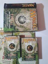MAGIC PORTAL Boîte De Base Pour 2 Joueurs 1997  French/vf + Le Booster Ouvert