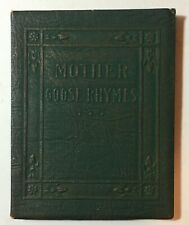 Rare, Little Leather Library MOTHER GOOSE RHYMES