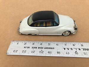 VINTAGE JAPAN Bandai Tin Friction TOY Car DKW