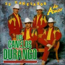 FREE US SH (int'l sh=$0-$3) ~LikeNew CD Canelos De Durango: 12 Canelazos De Amor
