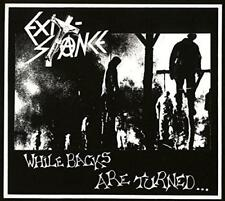 EXISTANCE – WHILE BACKS ARE TURNED (NEW/SEALED) CD Exit-Stance