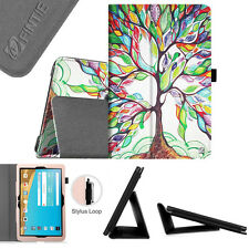 For Samsung Galaxy Tab A 8.0 / 9.7 / 10.1 Tab E Folio Leather Case Stand Cover