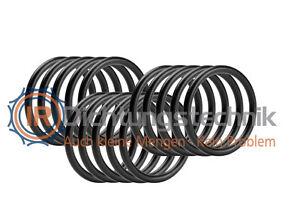 O-Ring Nullring Rundring 11,91 x 2,62 mm BS614 NBR 70 Shore A schwarz (15 St.)