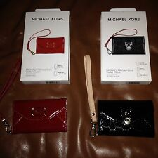 Michael Kors Mobile Phone Wallet Cases for Apple