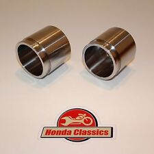 Honda 45107-415-006 Brake Caliper Piston x 2 Stainless Steel GL 1000 1100 KIT058