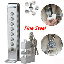 Car Truck Anti-Theft Device 8 Hole Stainless Steel Clutch Driving Safety Lock