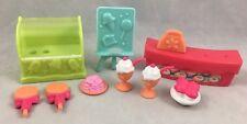 Sweet Shoppe Counter Easel Freezer Display Dessert My Little Pony Ponyville Lot