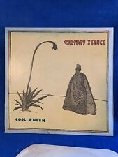 """Gregory Isaacs """"Cool Ruler"""" Reggae LP African  Made in Jamaica"""