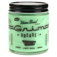 Grim Grease Water Based Light Hold Hair Pomade