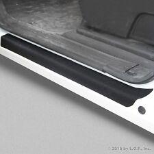 07-13 fits Silverado Regular Cab 2pc Door Sill Step Threshold Kickplate Shield